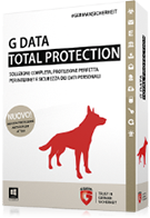 Scatola G Data Total Protection